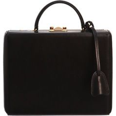 Marc Cross  Small Grace Trunk Bag