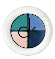 ck One Eyeshadow Quad