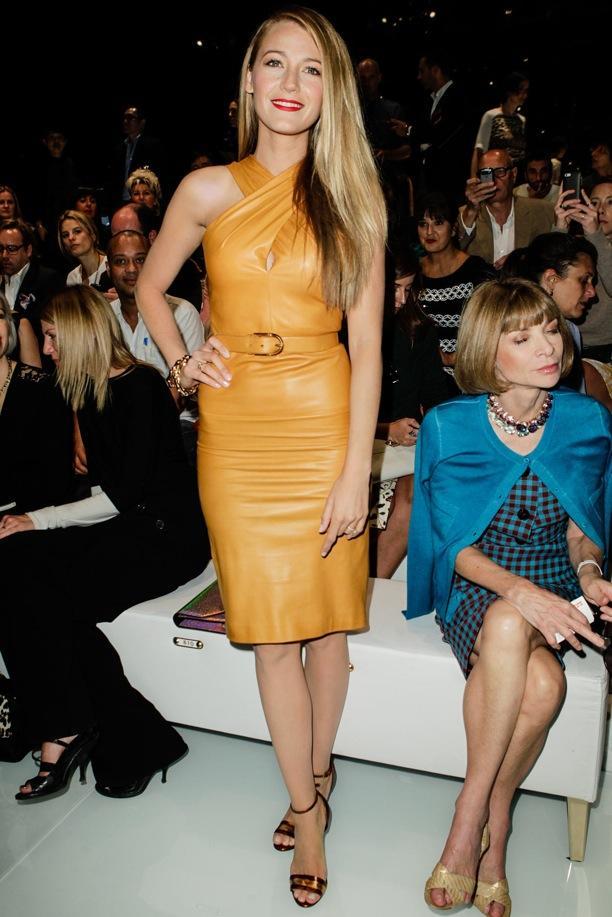 MFW Front Row: Gucci + Fendi S/S 2014