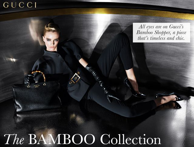 Fall Must-Have: The Bamboo Shopper By Gucci