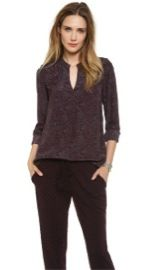 Rebecca Taylor Rebecca Taylor Midway Gardens Blouse