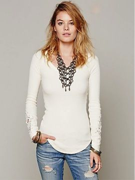 Free People Free People Synergy Cuff Thermal