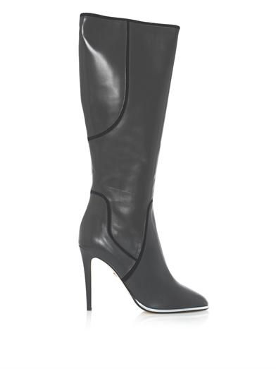 DVF Bennett Boots ($705) in Grey DVF Bennett Boots ($705) in Grey