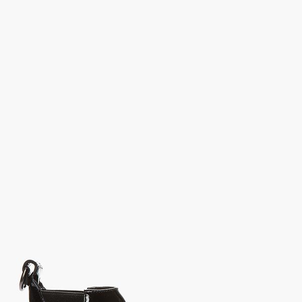 McQ Alexander McQueen  McQ Alexander McQueen Patent Leather Ombre Pointed Chelsea Boots