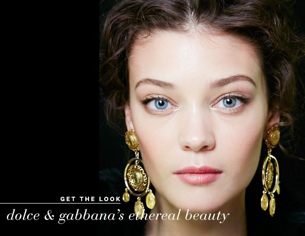 How to Copy Pat McGrath's Gorgeous Handiwork at Dolce & Gabbana