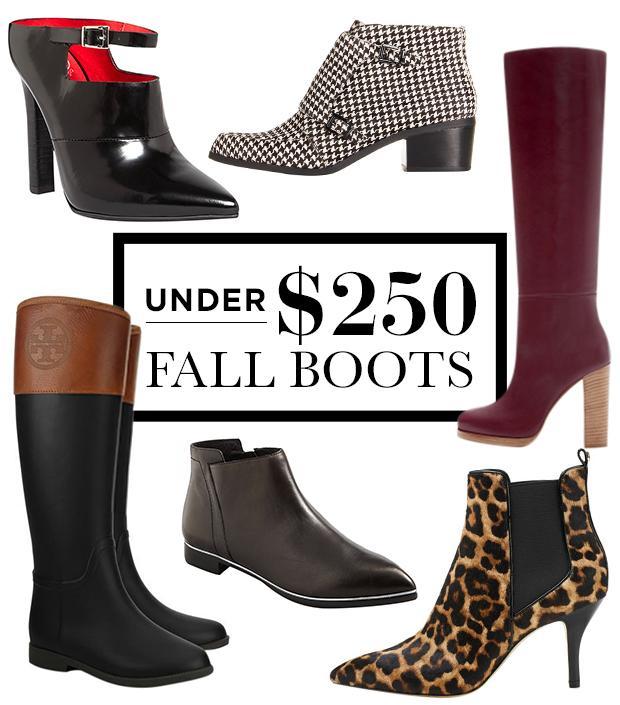 19 Stylish Fall Boots That Won't Break The Bank