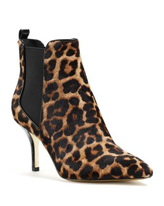 MICHAEL Michael Kors  Asbury Calf-Hair Boots