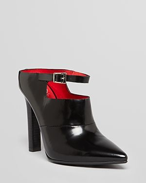 Jeffrey Campbell  Cassatt Pointed Toe Booties