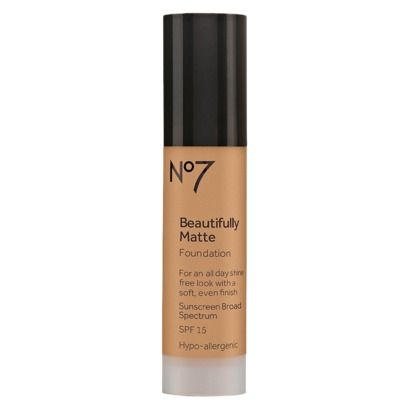 Boots Beautifully Matte Foundation
