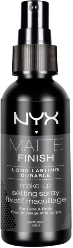 NYX Matte Finish Make Up Setting Spray