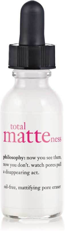 Philosophy Total Matteness Serum