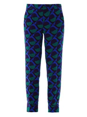 Marc by Marc Jacobs Marc by Marc Jacobs Etta Print Trousers