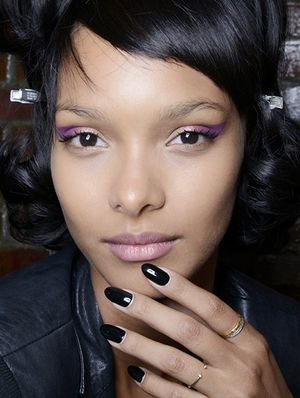 A Close-Up Look at Fashion Month's Best Runway Nails