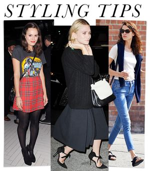 Outstanding Outfit Ideas from Kate Bosworth, Ashley Olsen, and More!