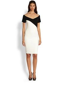 LRK  Off-Shoulder Sheath Dress