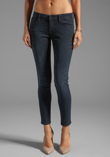 D-ID Florence Ankle Skinny Jeans