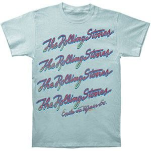 Rockabilia Rolling Stones Exile Repeat Slim Fit Tee