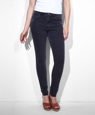 Levi's  Levi's High Rise Skinny Jeans