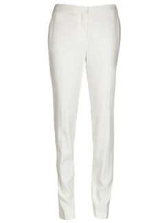 Viktor & Rolf  Layered Waist Cady Pants