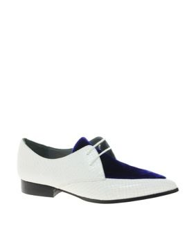 Antipodium for ASOS  Climax Lace Ups
