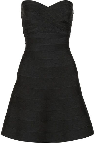 Herve Leger  Akari Bandage Mini Dress