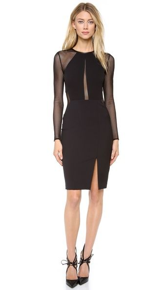 Yigal Azourel  Bi Stretch Tech Dress