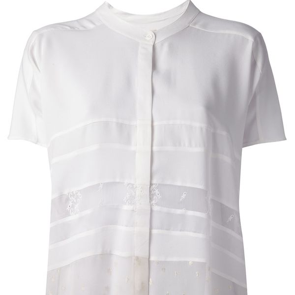 Paul & Joe  Paul & Joe Lace Detail Blouse