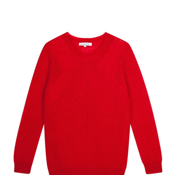 Sandro  Sandro Surprise Mohair Sweater