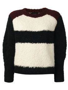 Isabel Marant  Owell Colour-Block Sweater