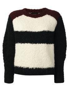 Isabel Marant  Owell Colour-Block Sweater