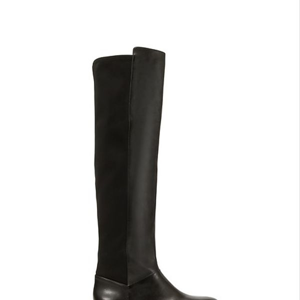 Ann Taylor  Cody Over The Knee Leather Riding Boots