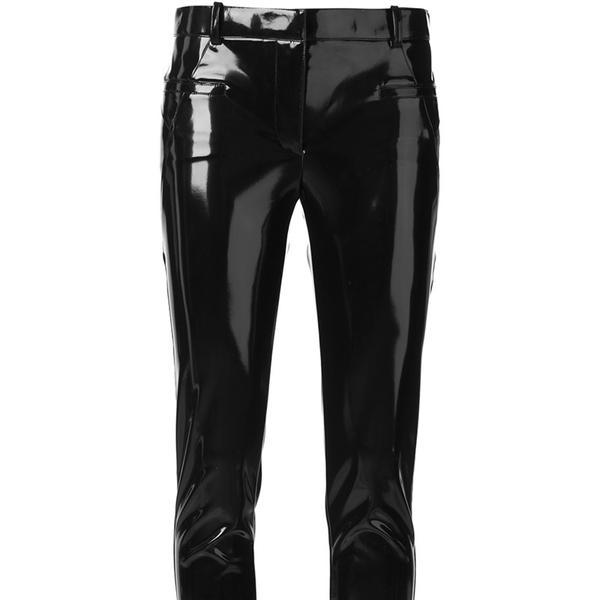 Versace  Versace Shiny Vinyl Trouser