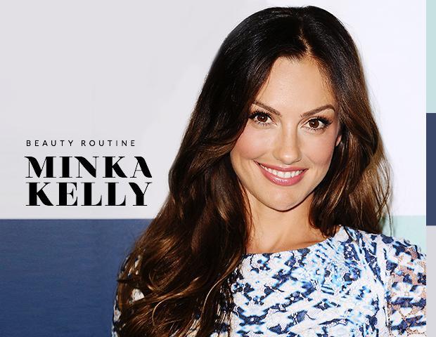 Beauty Routine: Minka Kelly