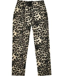Wren Wren Hannah Cheetah Slim Pants