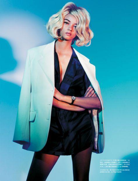 Ppaper Fashion, September 2013