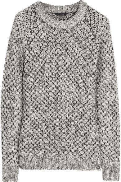 Theory  Zambra Chunky-Knit Sweater