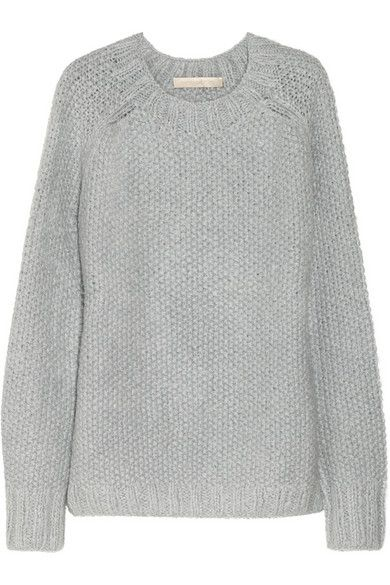 Vanessa Bruno  Chunky-Knit Alpaca-Blend Sweater