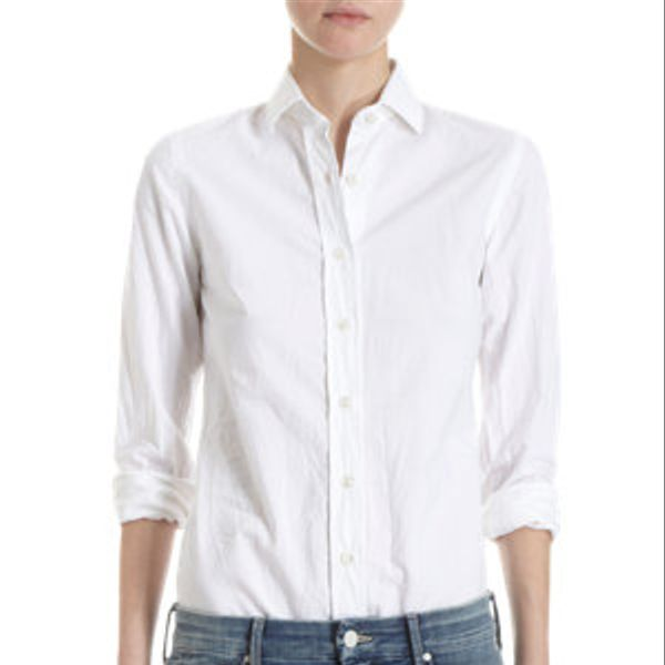 Salvatore Piccolo  Textured Thin Stripe Shirt
