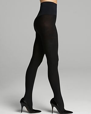 Commando Tights  Opaque Matte Tights