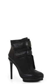 BCBGMAXAZRIA BCBGMAXAZRIA Night Sneaker-Strap High Heel Booties