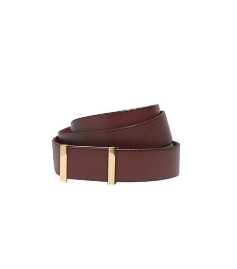 Madewell Hidden Buckle Belt