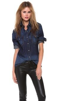 Rag & Bone/JEAN  Rag & Bone/JEAN The Western Shirt