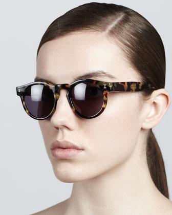 Illesteva  Illesteva Leonard Round Sunglasses