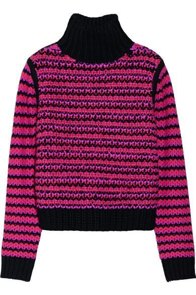 Proenza Schouler Proenza Schouler Chunky-knit Cashmere Turtleneck Sweater