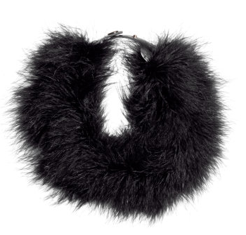 H&M  Feather Necklace