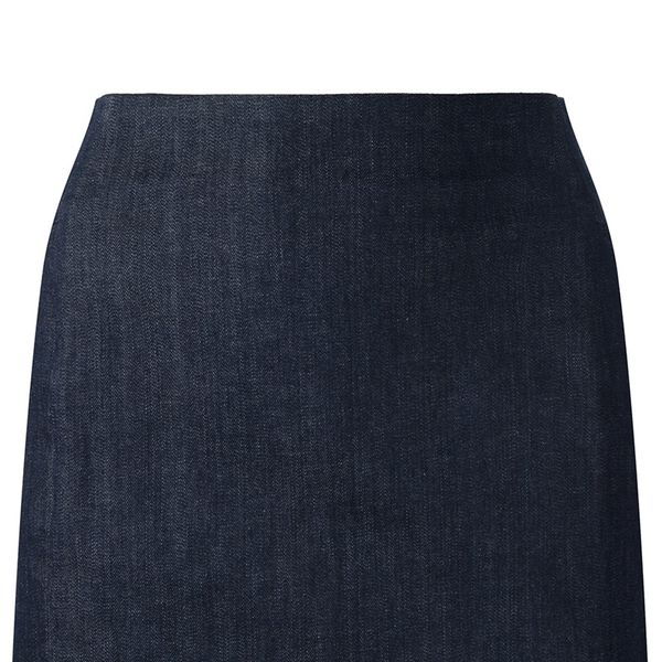 MM6 by Maison Martin Margiela  MM6 by Maison Martin Margiela Denim Miniskirt