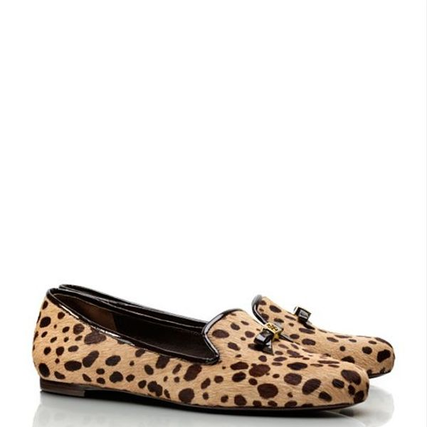 Tory Burch  Calf Chandra Loafers