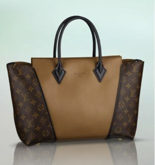 Louis Vuitton  Louis Vuitton W PM Bag