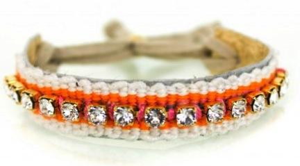 Kim & Zozi  Kim & Zozi Vaso Bling 100 Bracelet