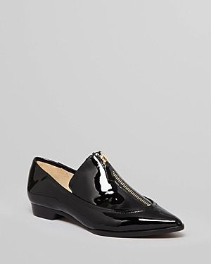 10 Crosby Derek 10 Crosby Derek Lam Arty Pointed Toe Smoking Flats